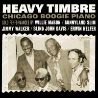 Heavy Timbre - Chicago Boogie Piano